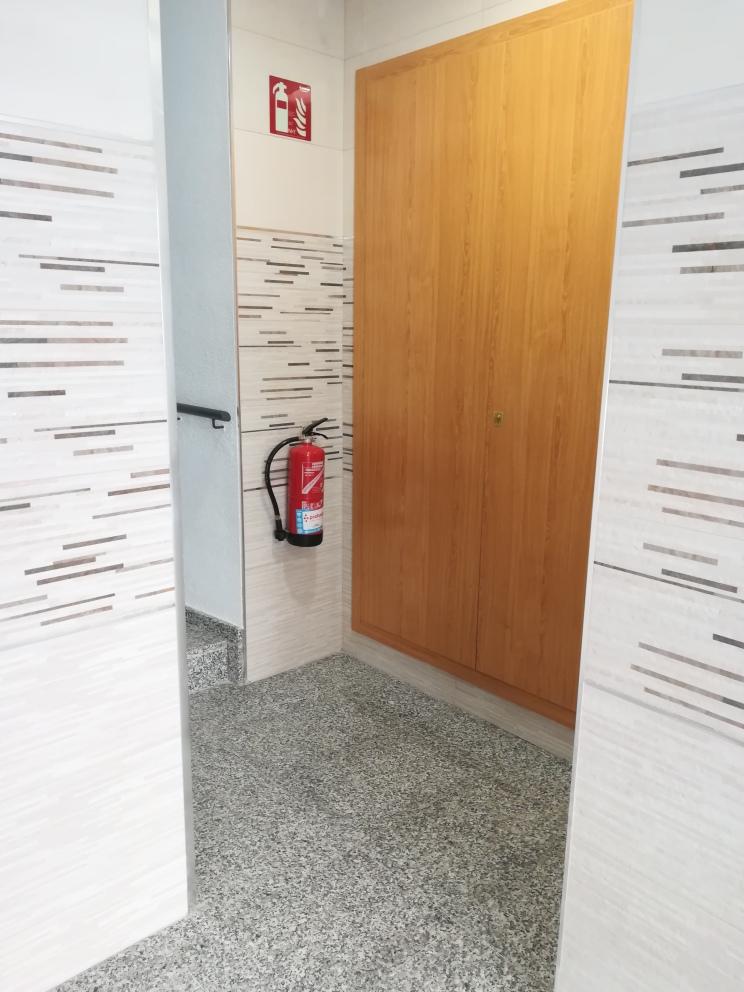 construcción de ascensores a cota 0 en Albacete