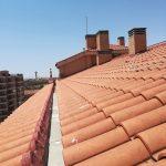 Proyecons | Impermeabilización de los canales de un tejado