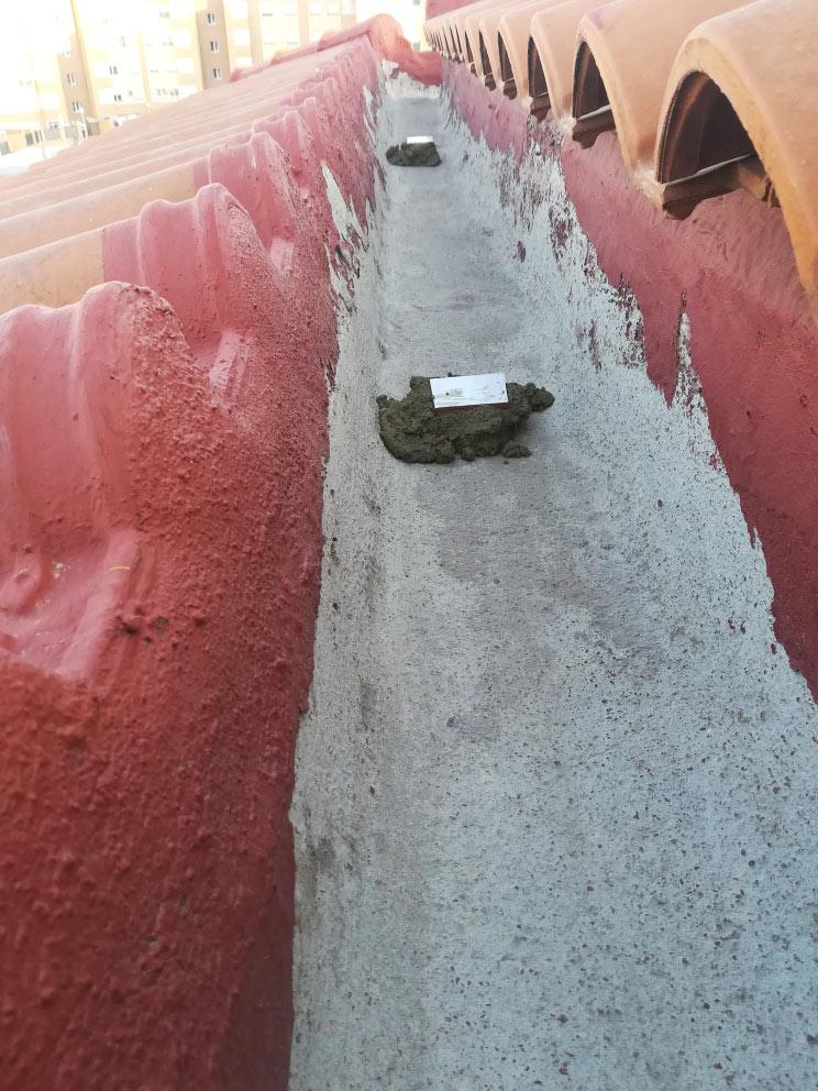 rehabilitación de fachadas en Albacete