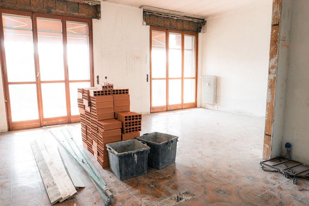 reforma de edificios en Albacete