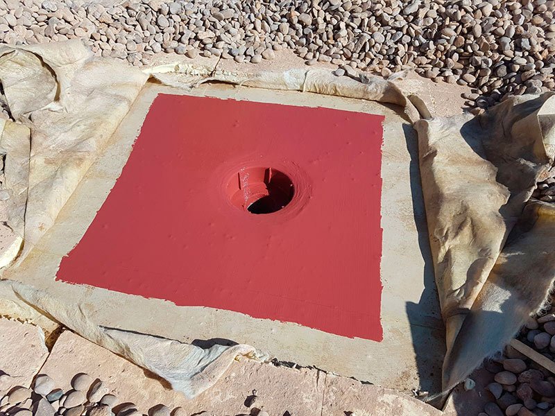 rehabilitación tejado Albacete