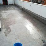 impermeabilización de una terraza