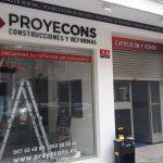 Reforma integral de local en Albacete | Proyecons