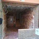 Reforma en portal en Albacete