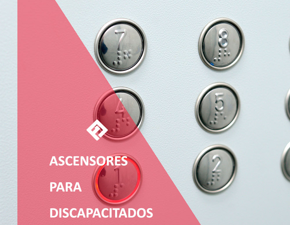 Instalación de ascensores para discapacitados | Proyecons