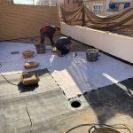 Impermeabilización y rehabilitación de terraza en ático